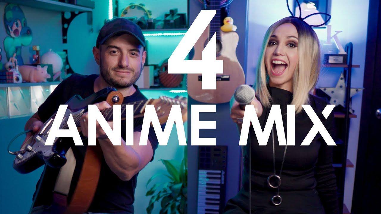 Anime Mix 4 En Vivo!