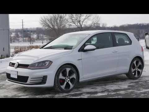 Used 2015 Volkswagen Golf GTI Saint Paul MN Minneapolis, MN #G89600P