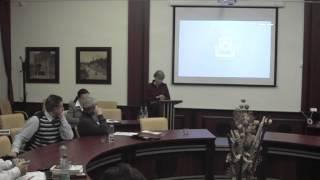 видео Кафедра истории искусств и музееведения