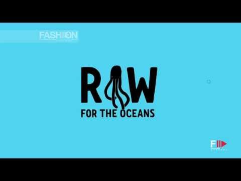 PHARRELL WILLIAMS Presents G STAR RAW For The Oceans Campaig