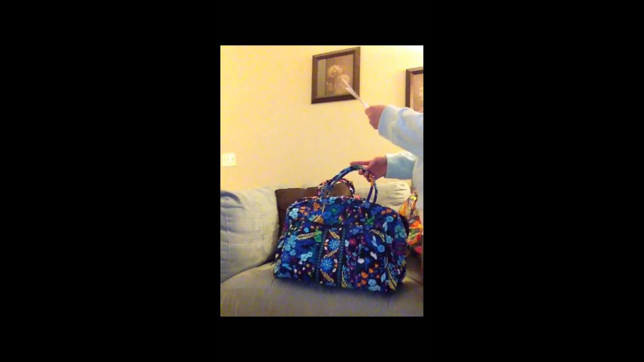 Vera Bradley Travel Bag Comparison