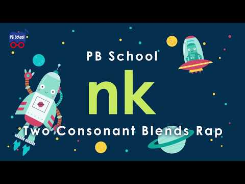 Two Consonant Blends: NK