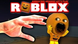 Annoying Orange Plays - Roblox: DEATHRUN!