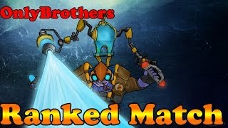 Dota 2 - OnlyBrothers Plays Tinker - Ranked match!