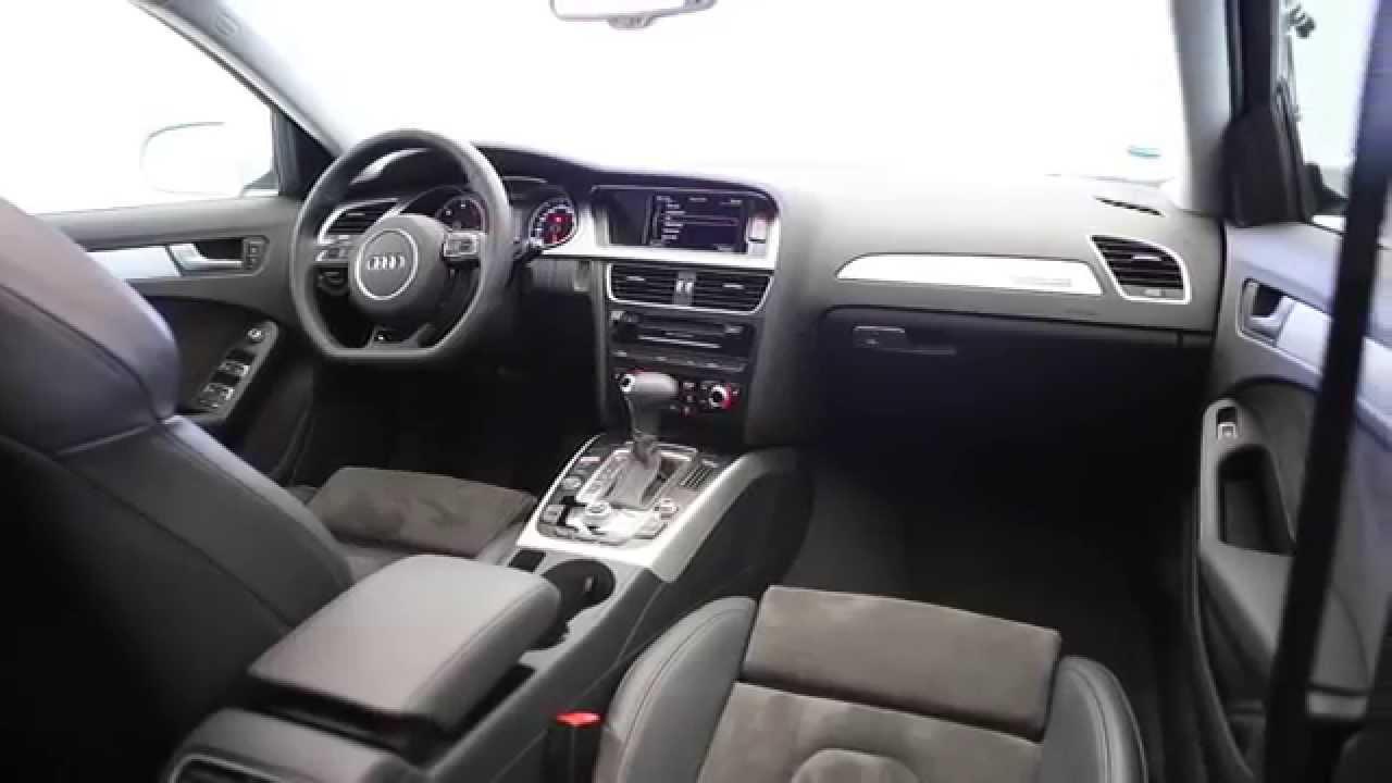 Audi A4 Avant Occasion V6 30 Tdi 245 Quattro Ambition Luxe S Tronic