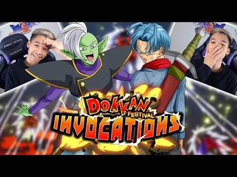Enfin ! Invocations DDF Trunks & Zamasu MF, le karma ?! Dokkan Battle