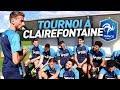 Le Vinsky Fc Joue À Clairefontaine  Tournoi