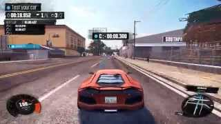 The Crew - Lamborghini Aventador LP700-4 Gameplay HD