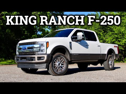 2019 Ford F-250 King Ranch | Super Duty Luxury