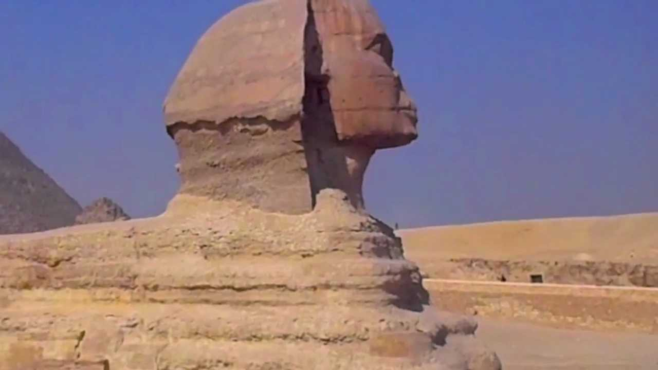 the history of the great sphinx of giza Along with the enigmatic sphinx and other smaller tombs and monuments, giza has three principal pyramids: khufu (originally 481 feet high, and sometimes called cheops, or the great pyramid.