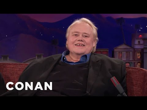 Louie Anderson Was Born To Be A Comedian  - CONAN on TBS