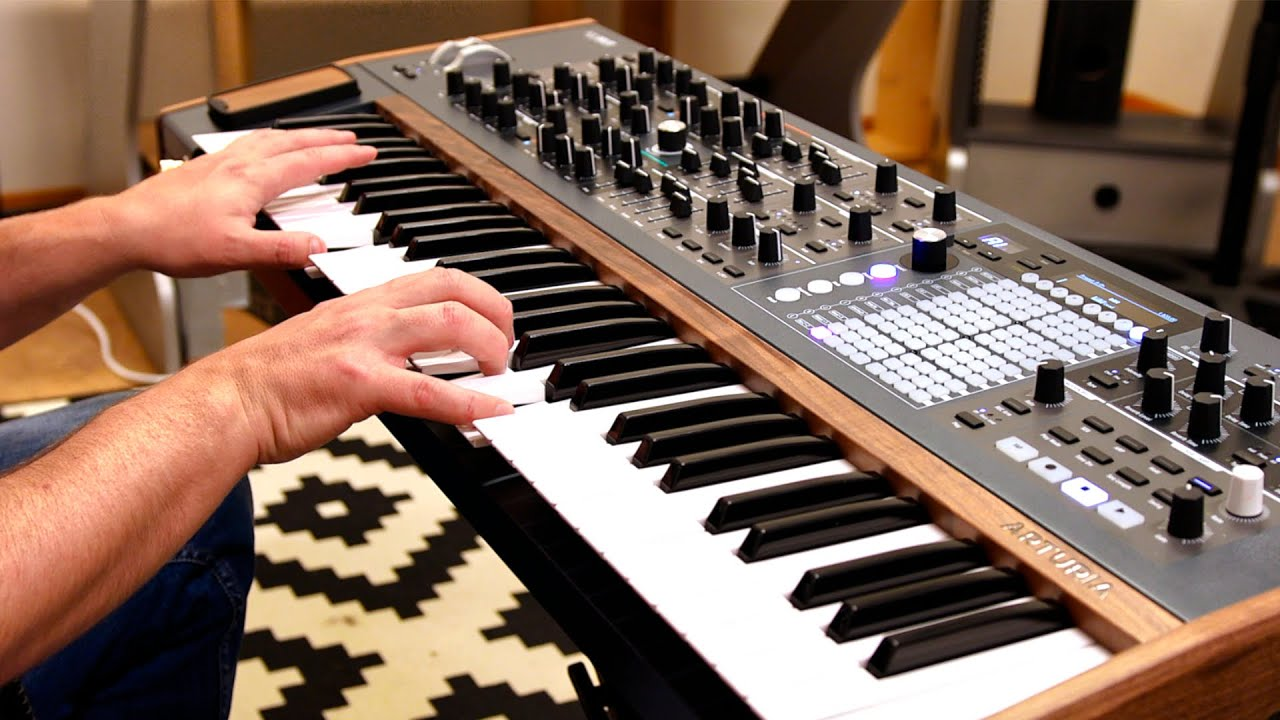 Download ARTURIA POLYBRUTE SOUNDS REALLY GOOD