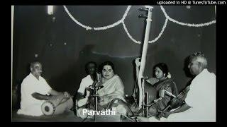 ML Vasanthakumari-Dinamani Vamsa-Harikambhoji-Adi-Thyagaraja