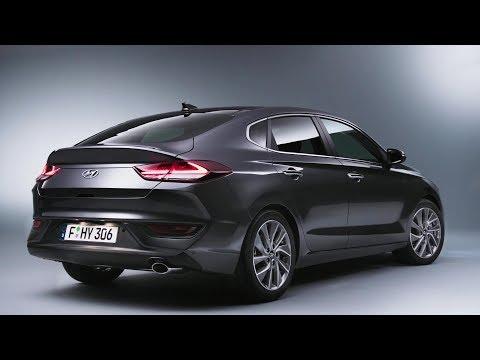 2018 Hyundai i30 Fastback interior Exterior