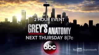 Anatomia de grey 12x18 12x19 Promo Trailer Avance Temporada 12 Capitulo 18 19