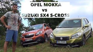 Opel Mokka 1.4 Turbo vs. Suzuki SX4 S-Cross 1.6 VVT - porównanie AutoCentrum.pl #117