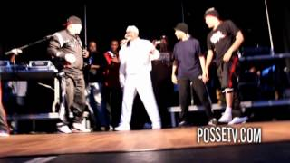 """Kurtis Blow - Performs """"The Breaks"""" Live In The Bronx 2012"""