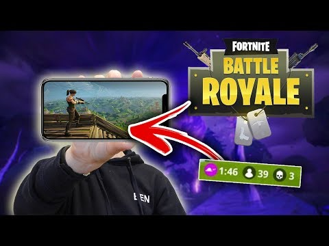 FORTNITE Is Coming To Mobile!