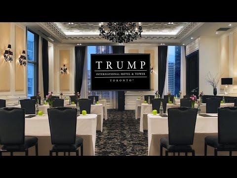 Trump International Hotel & Tower - Downtown Toronto, Canada