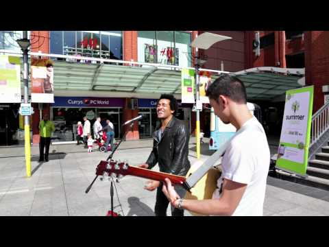 Ealing Broadway BID Live Music ft  Rufio Summers - 2012