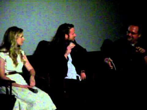 Another Earth Screening Q&A with director Mike Cahill & star Brit Marling