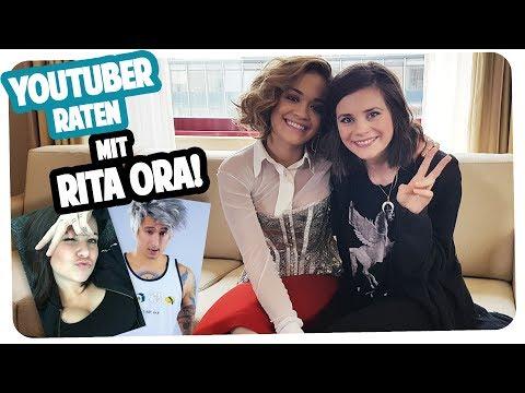 Julien Bam knows how to party   Rita Ora über deutsche YouTuber   Joyce