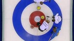 Torino 2006 - curlingin välierän FIN-GBR loppuratkaisu