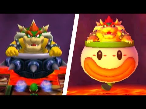 Mario Party: The Top 100 - All Minigames Comparison (3DS vs Original)