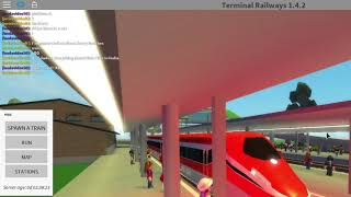 Roblox - Terminal Railways - ETR 400