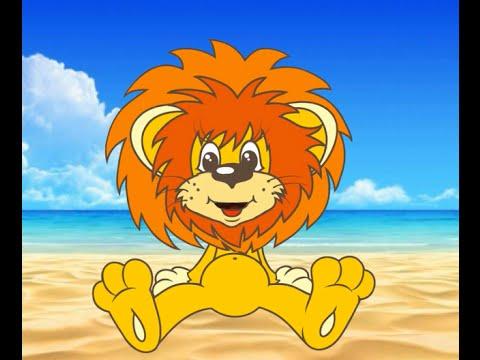картинки из мультика львенок