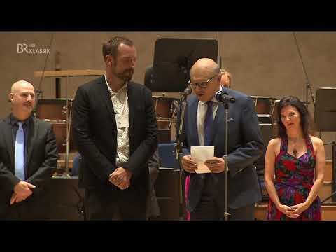 ARD-Musikwettbewerb 2017 Finale Violine - Preisbekanntgabe