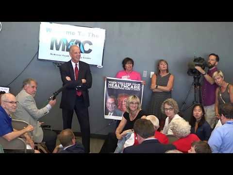 Senator Jerry Moran Palco Town Hall 3/3