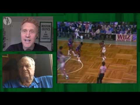 WATCH: Tommy Heinsohn talks coaching the Celtics in the '76 NBA Finals