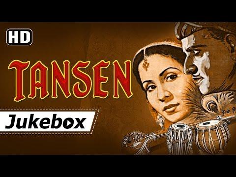 All Songs Of Tansen {HD} - Kundan Lal Saigal - Khursheed - Khemchand Prakash - Old Hindi Songs