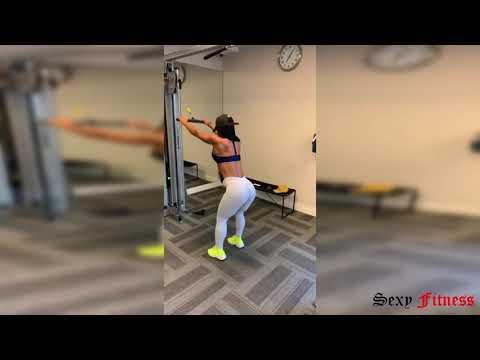 Yarishna Ayala Fitness motivation | Sexy Fitness