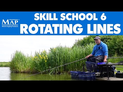 Skill School... Part 6: Rotating Lines