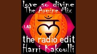 Love So Divine (Armine Mix Radio Edit)