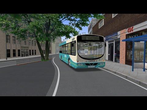 OMSI 2 | Birmingham Sutton Coldfield | Route 904 | Volvo B7L Wright Eclipse Metro