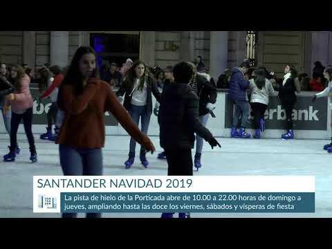 Navidad 2019 Santander