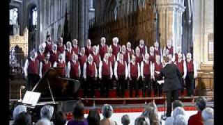 Chorus of the Hebrew Slaves: Peterborough Male Voice Choir