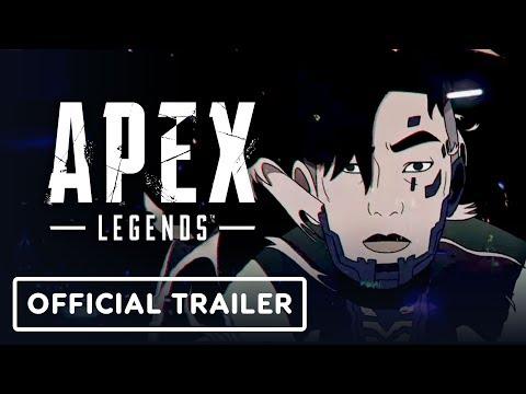 Apex Legends -  Crypto Animated Cinematic