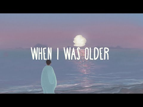 Billie Eilish ~ When I Was Older (Lyrics) Mp3