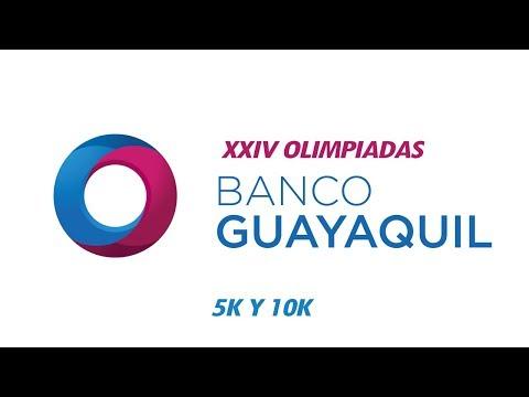 Carrera 5k y 10k de las XXIV Olimpiadas
