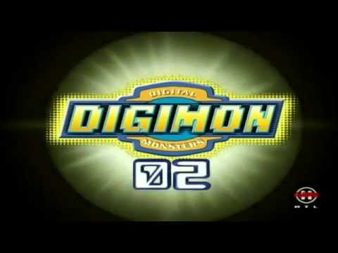 Digimon Adventure 02 German Opening