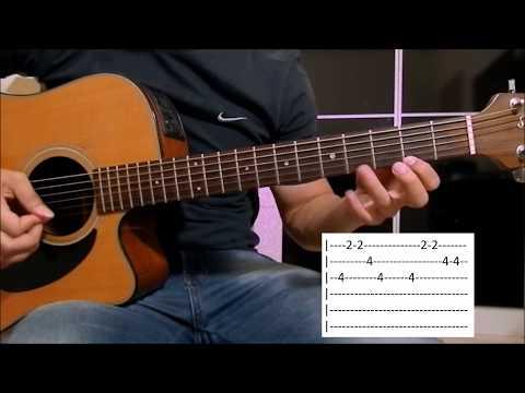 Quase - Cleber e Cauan aula violão (como tocar)