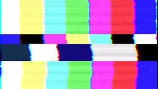 Tv efekti, Bozuk ekran Bip Effect