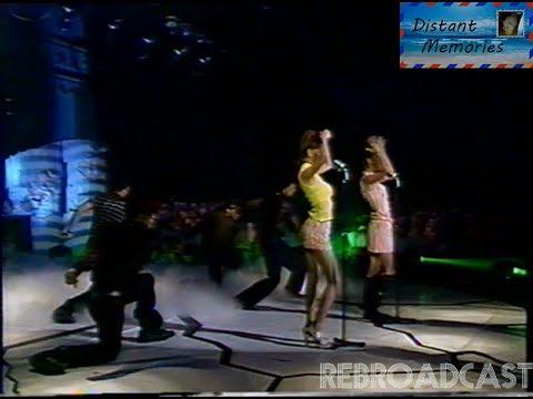 비비(B.B) - 『1996年7月「가요톱10」【비련】』