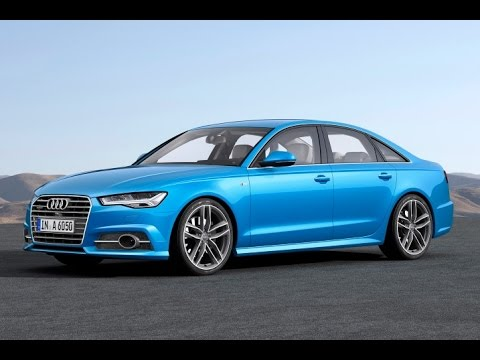 2016 Audi A6 Start Up And Review 3 0 L Turbo Diesel V6