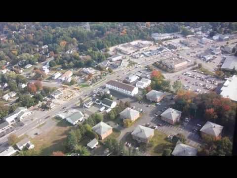 Helicopter Ride - Hampton Airfield - North Hampton, NH - 10-3-13