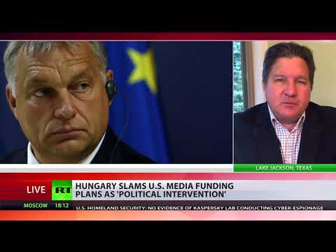 Anti-Orban US State Dept repeatedly interferes in Hungarian affairs – Daniel McAdams